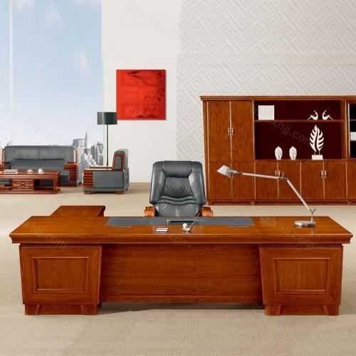 简约班台实木总裁老板桌经理桌CT 3221Z