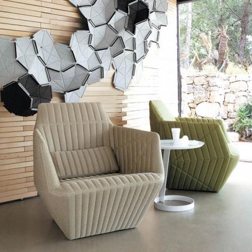 北欧创意时尚沙发接待洽谈沙发10