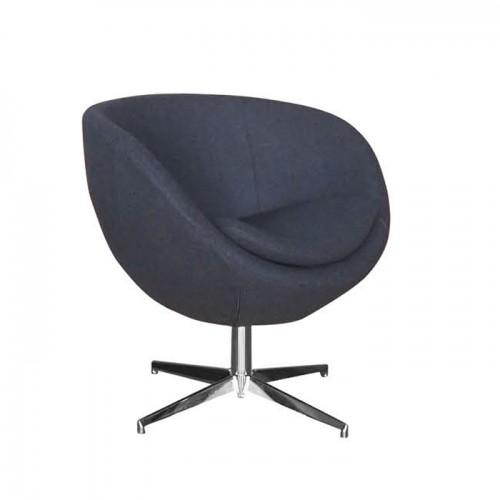 北欧创意办公室休闲椅接待洽谈椅14