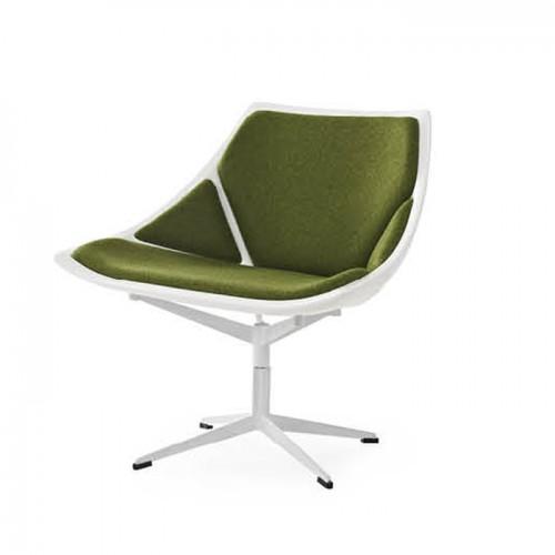 北欧创意办公室休闲椅接待椅31