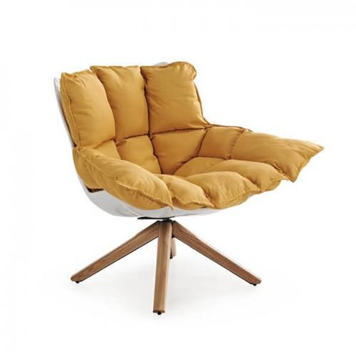 北欧创意办公室实木腿休闲椅接待椅32