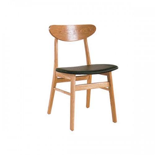 全实木餐椅简约现代办公椅25
