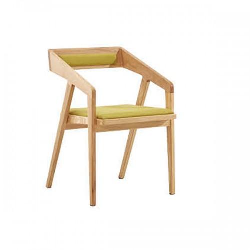 北欧实木创意洽淡椅30
