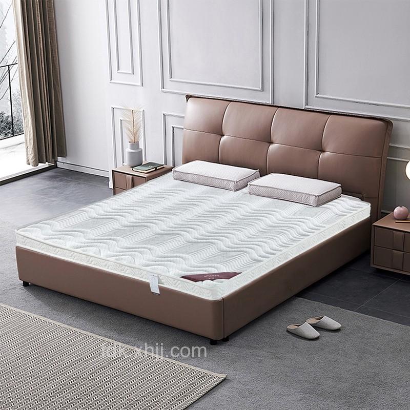 白宝石S211D(E)高档床垫环保护脊椰棕垫