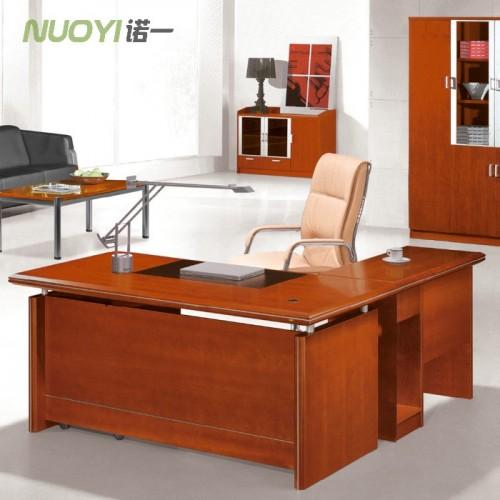 实木时尚办公桌老板桌