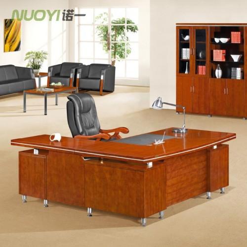 实木班台现代总裁经理办公桌HY-D1920