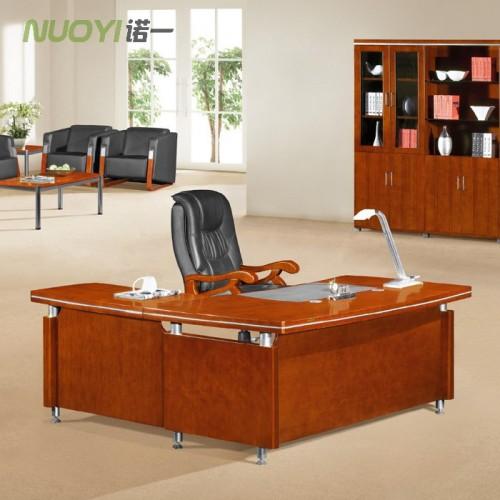 创意实木班台总裁经理办公桌HY-D1518