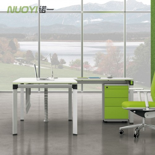 板式办公桌班台电脑桌H50-0102