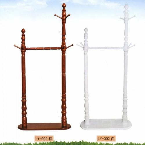 门厅家用经济型树枝挂衣架LY-002 棕