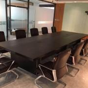 河北省办公家具 大型会议桌 会议椅 简约时尚 (3)