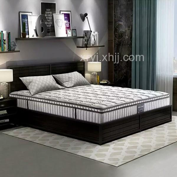 天然乳胶床垫弹簧床垫双人厚床垫007