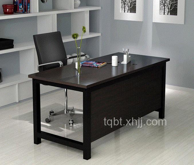 中小学生写字桌 长桌工作位组合书桌个人办公桌职工中式员工多功能长条新中式小型 80长*40宽*74高