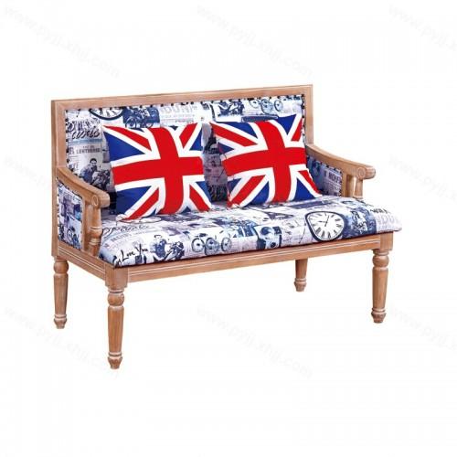 美式时尚卡座沙发I-009
