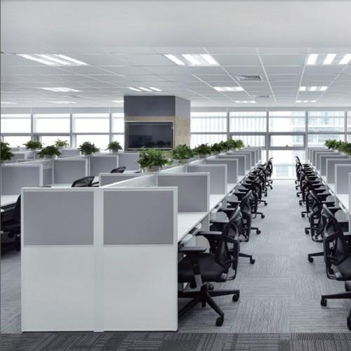 高档屏风办公桌LM-PF009