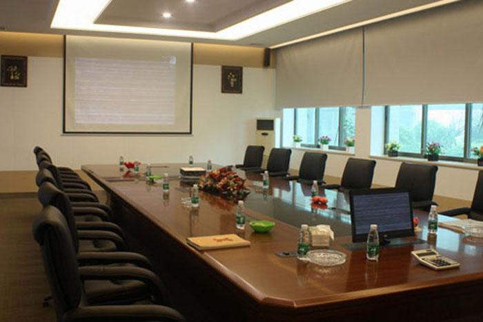 大型企业会议室整装