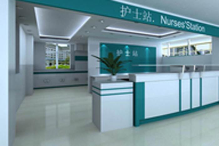 医院家具工程案例