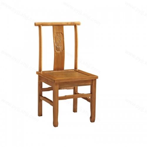 仿古中式实木餐椅官帽椅C-120
