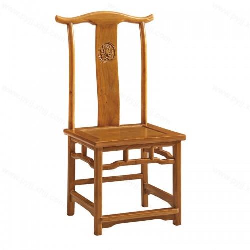 酒店饭店中式实木餐椅C-116