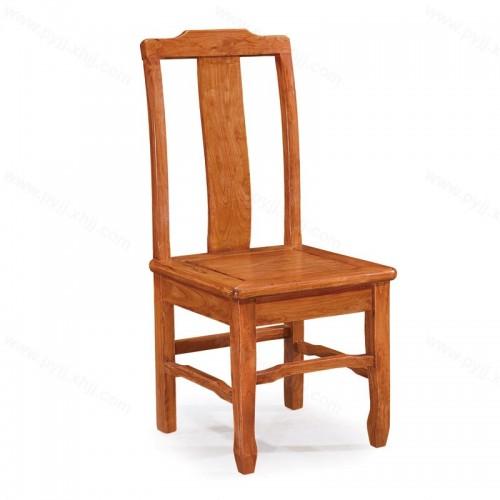 明清古典餐椅实木靠背椅C-096
