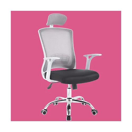 网布护腰升降开户送38元体验金椅12