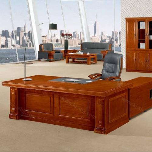 实木班台办公桌现代老板经理桌CT2411Z