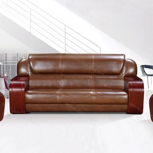 简约现代实木真皮商务世界杯指定投注俄罗斯世界杯投注官网沙发801