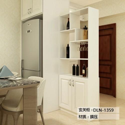 膜压定制家具玄关柜DLN-1359