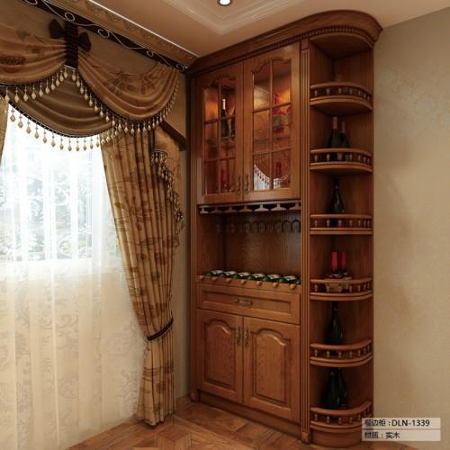 实木餐边柜定制家具DLN-1339