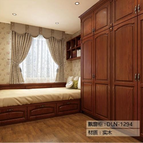 飘窗柜定制家具实木DLN-1294