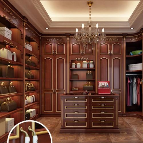 定制家具卧室实木衣柜DLN-1131