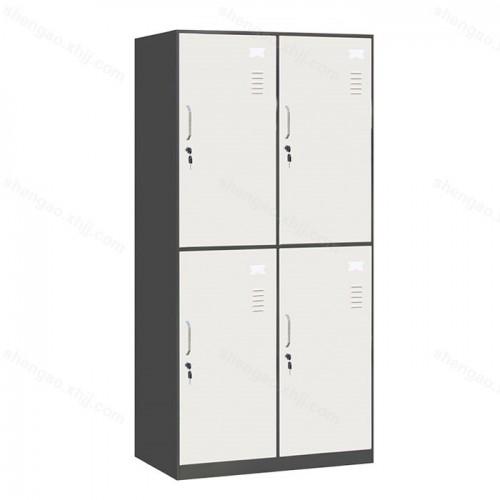 钢制套色四门更衣柜储物柜01