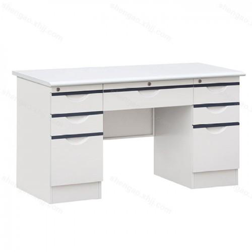 简约现代职员桌钢制办公桌03