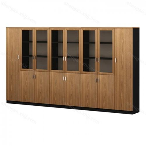 简约板式办公书柜资料柜文件柜01