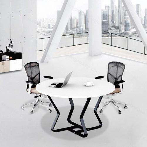 创意时尚洽谈桌圆桌会议桌02