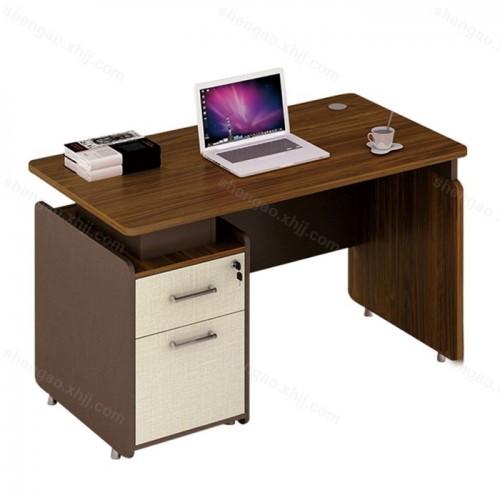 简约现代职员办公桌主管电脑桌02