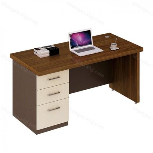 现代简约职员桌主管办公桌电脑桌03