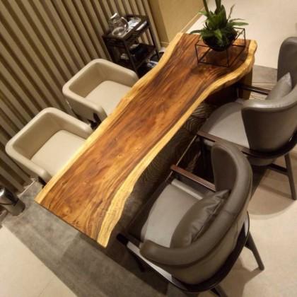 北京实木大板茶桌亚克力茶桌办公室茶桌