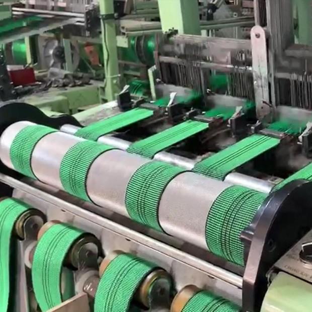 沙发专用橡筋生产设备 (111播放)