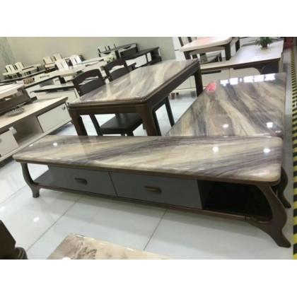茶几电视柜餐桌椅组合