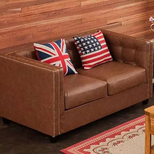 咖啡厅沙发卡座沙发02