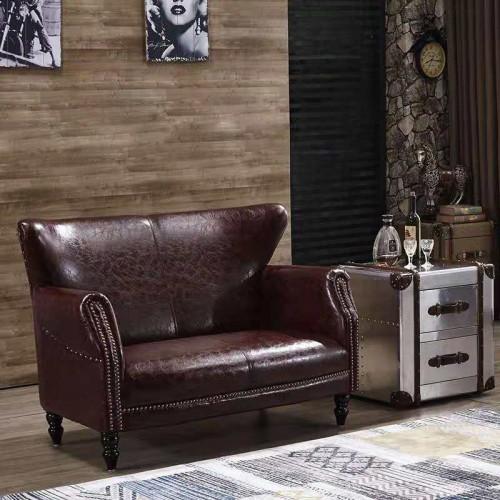 工业风洽谈沙发桌椅15