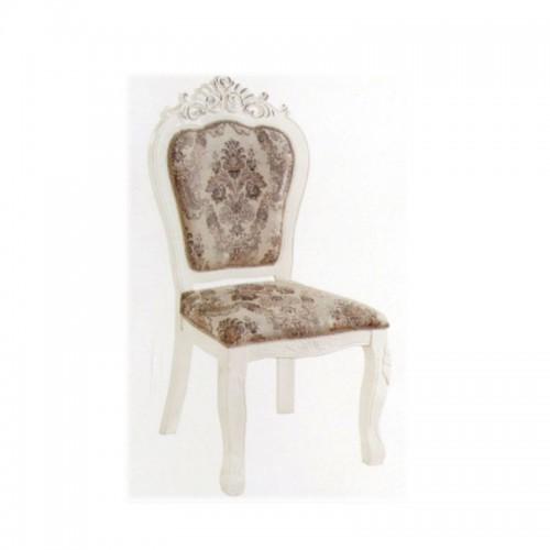 豪华欧式餐椅软包靠背