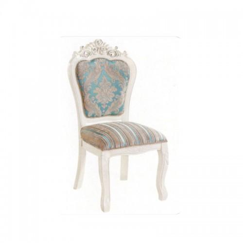 现代欧式餐椅软包靠背