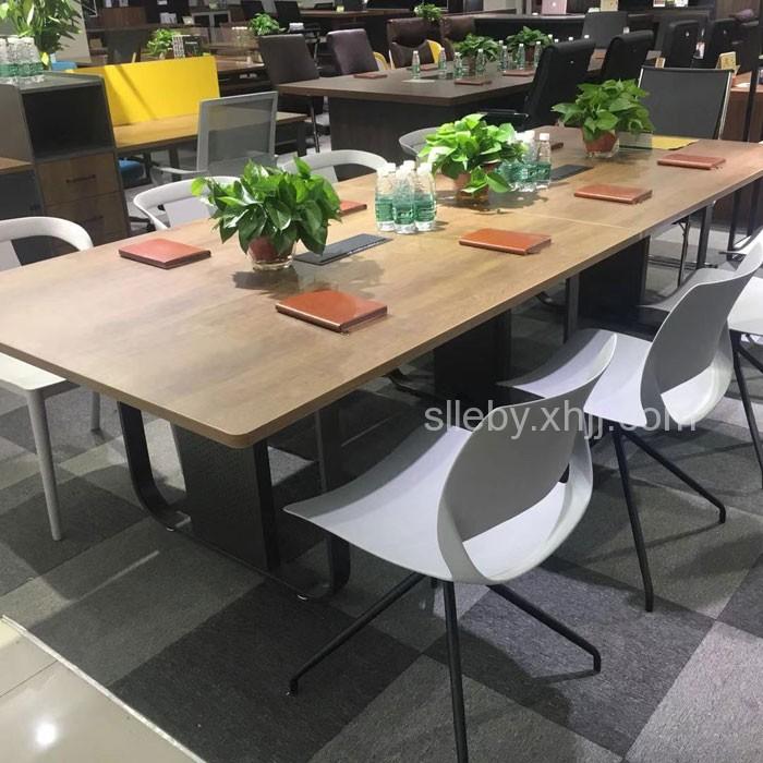 时尚简约办公会议桌培训桌01