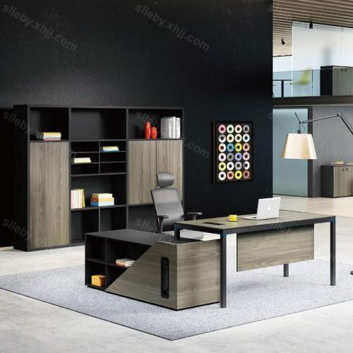 时尚现代简约老板桌经理桌31