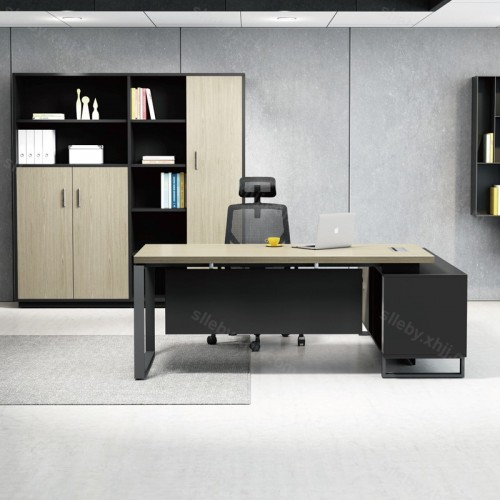 现代时尚简约老板桌经理桌32
