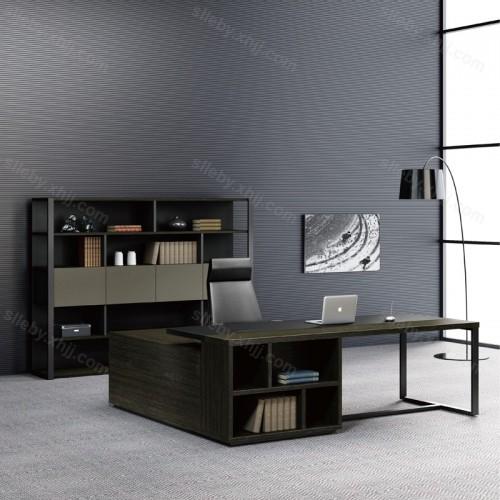 时尚办公家具老板桌班台经理桌33