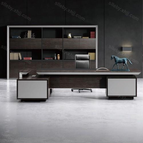 时尚创意经理桌大班台老板桌37