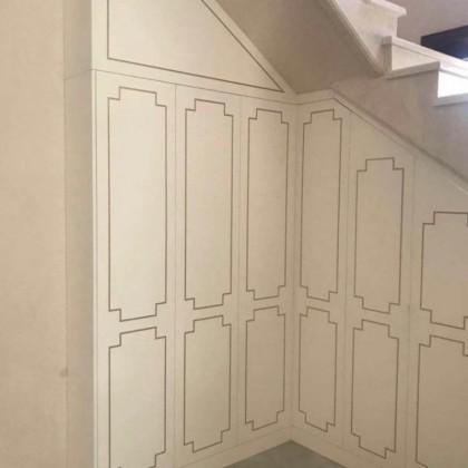 中式风格楼梯柜