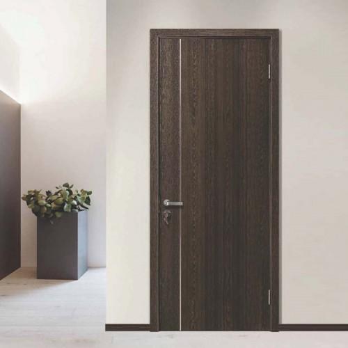 卧室简约实木复合门FZJP-45
